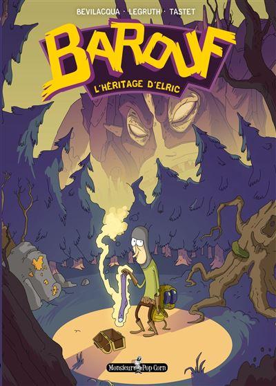 Barouf - L'Héritage d'Elric
