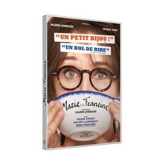Marie-Francine DVD
