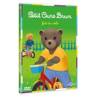 Petit Ours BrunPetit Ours Brun Volume 3 : Fait du vélo DVD