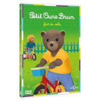 Petit Ours Brun Volume 3 : Fait du vélo DVD