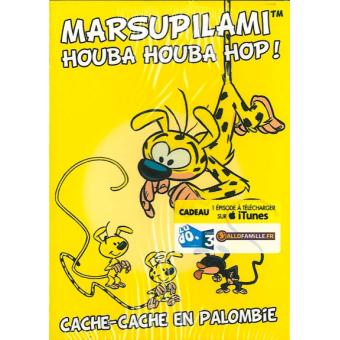 MarsupilamiVolume 2 - Cache-cache en Palombie