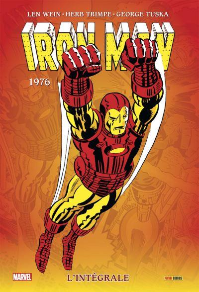 Iron Man : L'intégrale T10 (1976)
