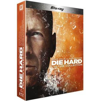 Die hardCoffret Die Hard 5 films Edition limitée Blu-ray