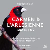 Bizet- suites ( carmen, l'arlesienn