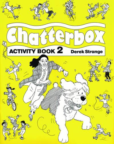 Chatterbox,2:activity book