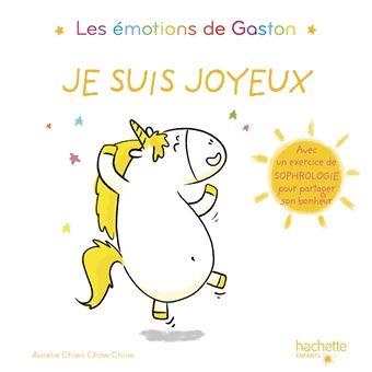Les émotions de GastonLes émotions de Gaston - Je suis joyeux