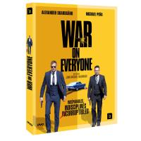 War on Everyone DVD