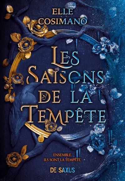 Les Saisons de la Tempête (broché) - broché - Elle Cosimano, Adrienne  Derrier - Achat Livre ou ebook | fnac