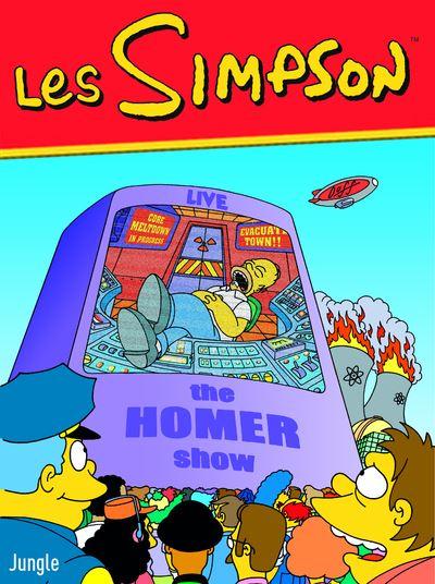 Les Simpson - tome 38 Le Homer show