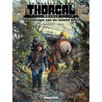 De Werelden Van Thorgal - Wolvin (Sc) - 06: De koningin van de zwarte alfen