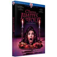 Les contes aux limites de la folie Edition Limitée Combo Blu-ray DVD