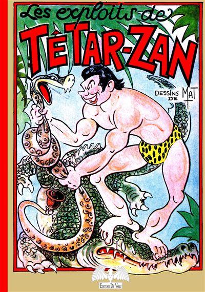 Les exploits de Tétar-Zan