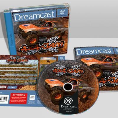 4x4 Jam Dreamcast