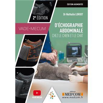 Vademecum d echographie abdominale chez le chien et le chat 2ed