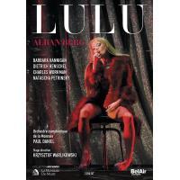 Lulu - Théatre de la monnaie Octobre 2012