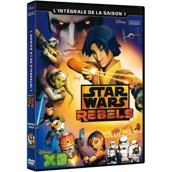 Star WarsStar Wars Rebels Saison 1 DVD