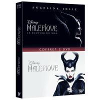 Coffret Maléfique 1 et 2 DVD