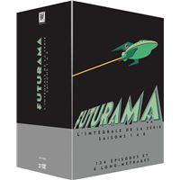 Futurama Saisons 1 à 8 Coffret Megapack DVD