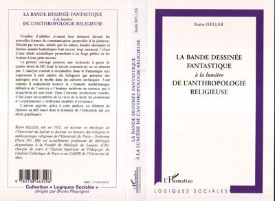 Bande dessinee fantastique a la lumiere religieuse