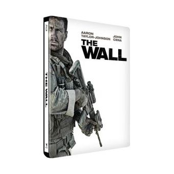 The Wall Steelbook Blu-ray