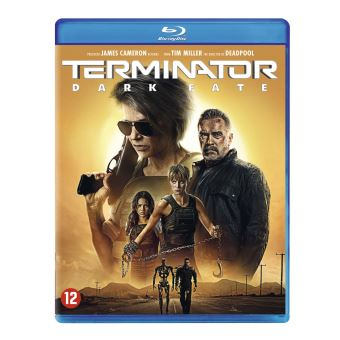 Terminator: Dark fate-BIL-BLURAY