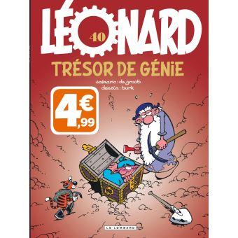 LéonardLeonard,40:un tresor de genie