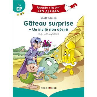 Gâteau surprise - Nouvelle Edition