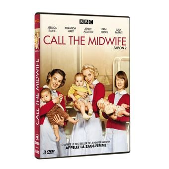 Call the MidwifeCoffret Call the Midwife Saison 2 DVD