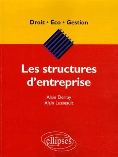 Structures d'entreprise
