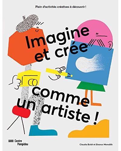 Imagine et crée comme un artiste