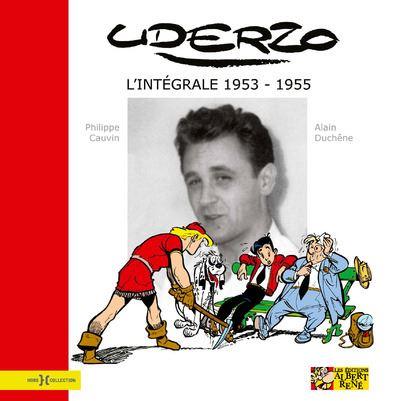 L'Intégrale Uderzo - tome 3 1953-1955