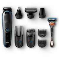Braun MGK5080 Multigroomer Trimmer Kit