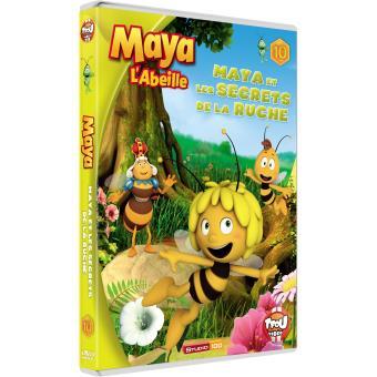 Maya L'abeilleMaya l'abeille Volume 10 Ruche DVD