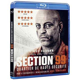 Section 99 Blu-ray