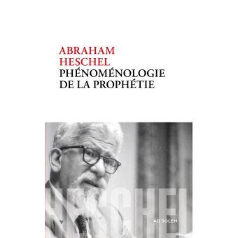 Phénoménologie de la prophétie