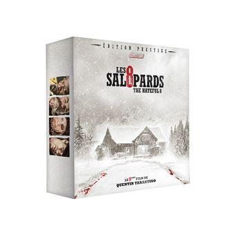 Les 8 salopards Edition Prestige Combo Blu-ray + DVD