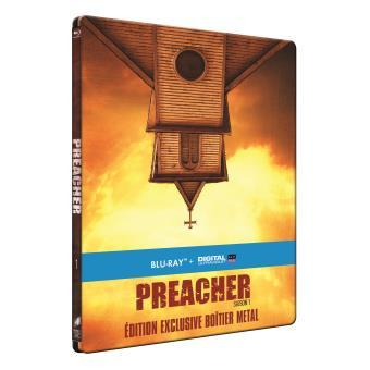 PreacherPreacher Saison 1 Steelbook Blu-Ray