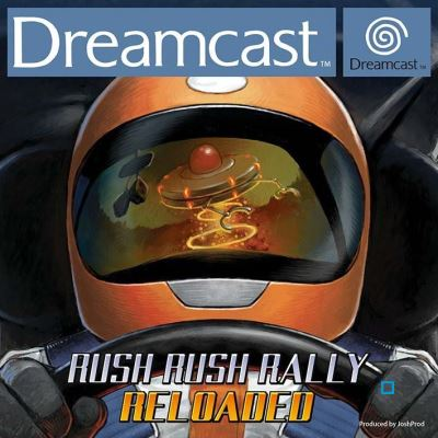 Rush Rush Rally Reloaded Dreamcast