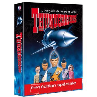Thunderbirds, les Sentinelles de l'airThunderbirds (8 discs) DVD-Box