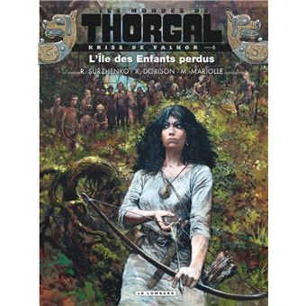 Les Mondes de ThorgalKriss de Valnor