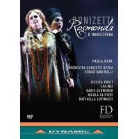 Rosmonda d'Inghilterra DVD