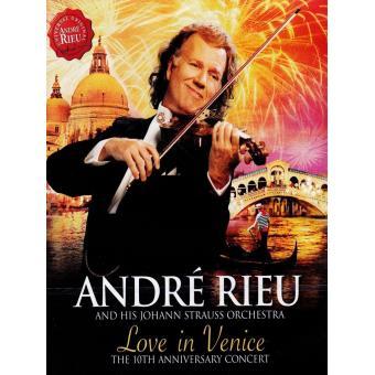 Love In Venice - The 10th Anniversary Concert