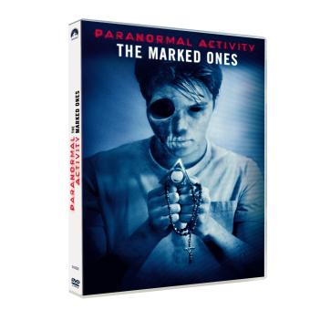 Paranormal activityParanormal Activity : The Marked Ones DVD