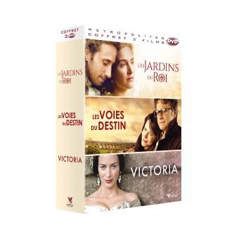 Coffret Destins de femme 3 films DVD