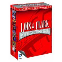 Loïs et Clark - Coffret intégral des Saisons 1 à 4
