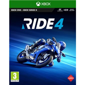 Ride 4 Xbox One Version Xbox Serie X Incluse Jeux Video Achat Prix Fnac
