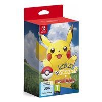Pokémon Let's Go Pikachu + Pokeball Nintendo Switch