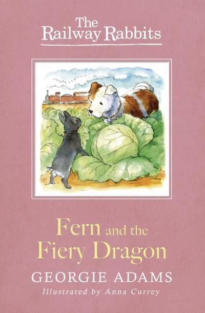 Fern and the Fiery Dragon Georgie Adams