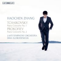 Haochen Zhang  joue Prokofiev et Tchaïkovski