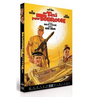 Un taxi pour Tobrouk DVD